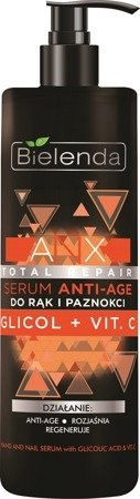 Bielenda ANX Total Repair Serum do rąk i paznokci Anti-Age  200ml