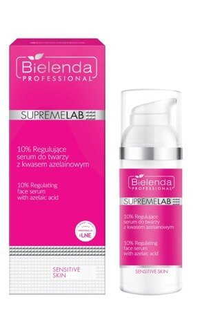 Bielenda Supremelab Sensitive Skin 10% Serum do twarzy z kwasem azelainowym 50ml