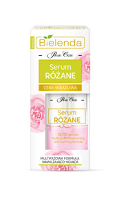 Bielenda Rose Care Serum różane do twarzy  30ml
